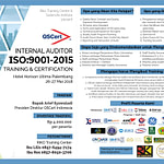 INTERNAL OUDITOR ISO:9001-2015